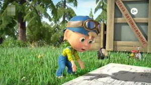 انیمیشن ماشا و میشا - قسمت 19