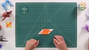 آموزش اوریگامی قسمت 60