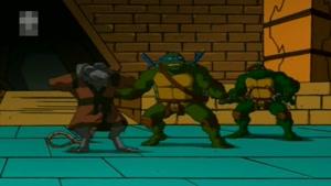 انیمیشن لاکپشتهای نینجا قسمت 74