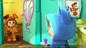 انیمیشن آموزش زبان انگلیسی Dave and Ava - قسمت 21