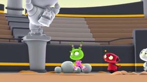 انیمیشن rob the robot قسمت 25