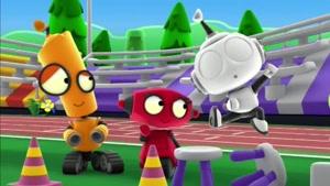 انیمیشن rob the robot قسمت 26