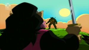 انیمیشن لاکپشتهای نینجا قسمت 72