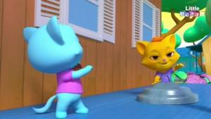انیمیشن آموزش زبان انگلیسی Little Angel قسمت 168
