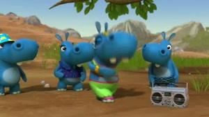 انیمیشن The Happos Family قسمت 25