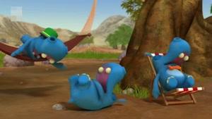 انیمیشن The Happos Family قسمت 26