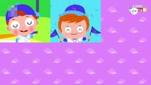 انیمیشن آموزش زبان انگلیسی Little Angel قسمت 156