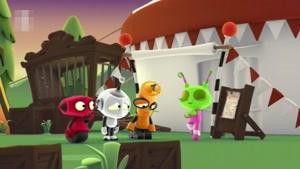 انیمیشن rob the robot قسمت 21