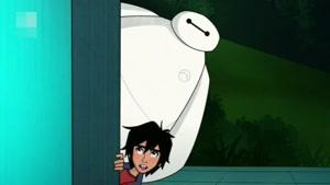 انیمیشن ابر قهرمان - قسمت 17