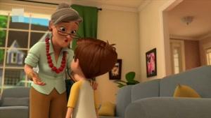 انیمیشن بچه رئیس دوبله فارسی قسمت پانزده فصل دو