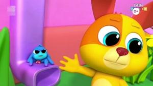 انیمیشن آموزش زبان انگلیسی Little Angel قسمت 162