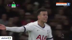 خلاصه بازی تاتنهام 0-1 لیورپول