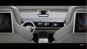 نماشا رونمایی سونی از یک خودرو الکتریکی با نام Vision-S