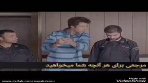 سایت دالفک سکانس فوق العاده فیلم رحمان 1400 با بازی مهران مدیری