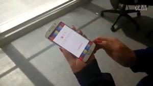 تست سقوط گوشی سامسونگGS6