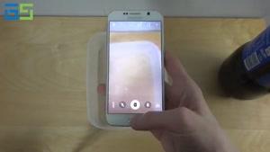 مقاومت سرسختانه Galaxy S6 در برابر نفوذ نوشابه