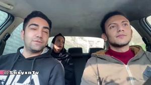 دوربین مخفی خنده دار راننده تاکسی اصفهانی