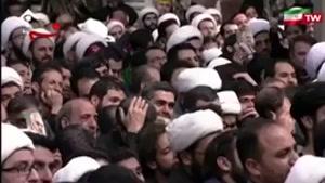 سخنرانی رهبر انقلاب اسلامی در وصف شهید سلیمانی