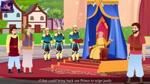 قصه های کودکانه شاهزاده دارلینگ