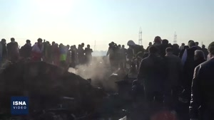 بررسی دوحادثه ی مشابه سقوط هواپیما