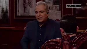 انتقاد سردار آزمون از وضعیت تیم ملی در برنامه دورهمی
