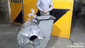 سانتریفیوژ ضداسیدی-کولاک فن-مهندس سوری09177002700