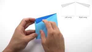 آموزش اوریگامی ساخت بال برای حیوانات