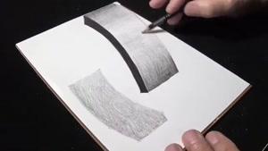 آموزش گام به گام طراحی سه بعدی حرف i
