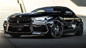 معرفی خودرو BMW M8 Competition 2020