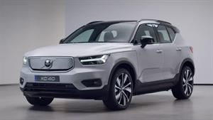 معرفی ویدیویی خودرو ولوو xc40 recharge 2020