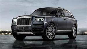 معرفی خودرو 2021 Rolls Royce Cullinan