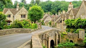 تصاویری فوق العاده دیدنی از روستای The Cotswolds انگلیس