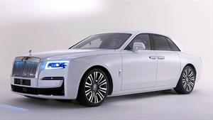 معرفی ویدیویی خودرو 2021 Rolls Royce Ghost