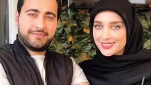 واکنش آناشید حسینی به شایعه رابطه همسر سابقش و ریحانه پارسا