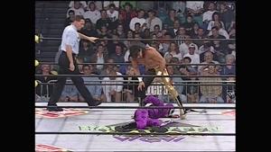 مبارزه ادی گوئررو و ری میستریو در سال 1997