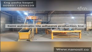فروش تجهیزات و ماشین آلات سنگ مصنوعی