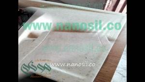 ساخت و فروش خط تولید سنگ مرمر-سنگ گرانیت مصنوعی