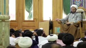 استاد غفاری : برنامه ریزی امام حسین برای هدایت همه