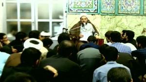 استاد غفاری ، عشق امام حسین علیه السلام از کجا آمده است !!!