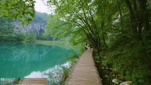 ویدیو کامل از طبیعتی چشم گیر