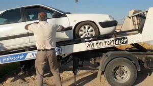 در انتظار صفرشویی و بازسازی زانتیا از کرمان