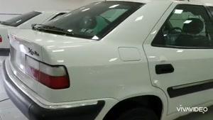 تیونینگ بازسازی خودرو زانتیا
