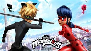 کارتون Ladybug & Cat Noir به زبان انگلیسی
