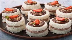 طرز تهیه کیک کیوی بسیار خوشمزه