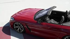 معرفی خودروی جدید BMW Z4 M40i
