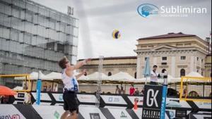سابلیمینال والیبال | والیبالیست حرفه ای با قدرت ضمیر ناخودآگ