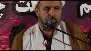 سخنرانی حجت الاسلام شیخ احمد کابلی