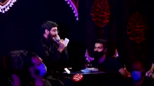 قلبم را غمت رها نمیکند - سید رضا نریمانی
