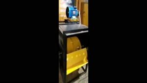 تولید اگزاست فن سانتریفیوژ بکوارد دبل در تهران 09121865671