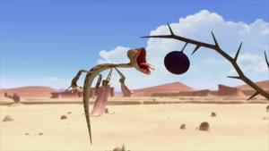 کارتون اسکار این داستان خانه مرغ ها
